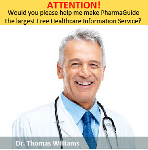 Free Prescription Drugs Information by Dr.Thomas Williams