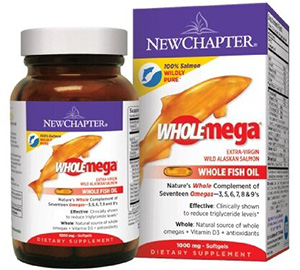 Wholemega fish oil supplement facts for Fish oil pregnancy